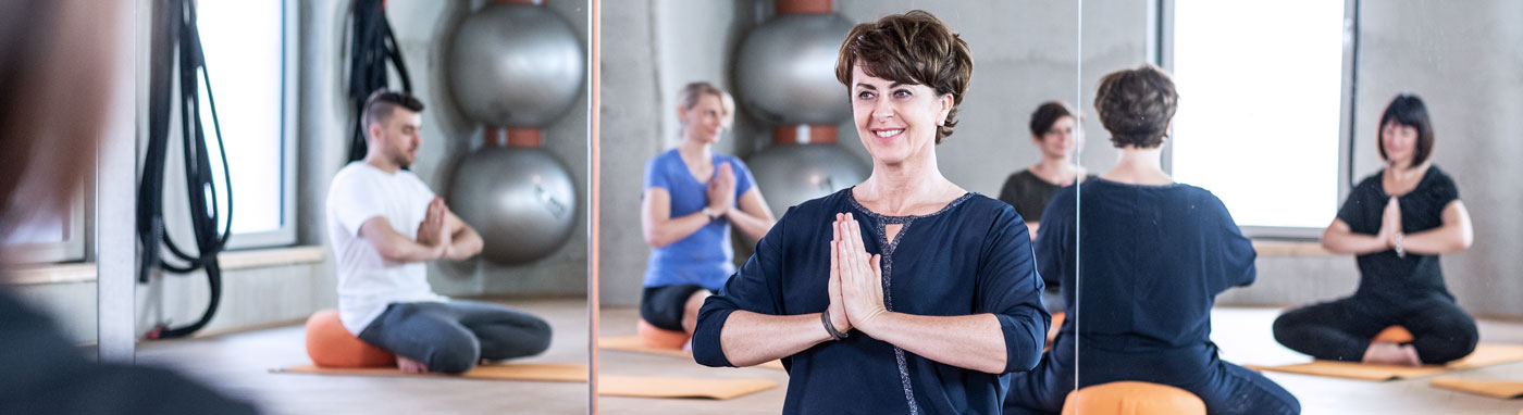 Yoga mit Bettina Frye